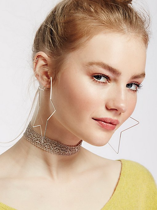 Product Image: Super Star Hoops