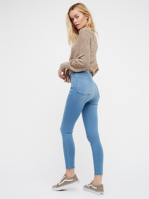 Product Image: Easy Goes It Denim Legging