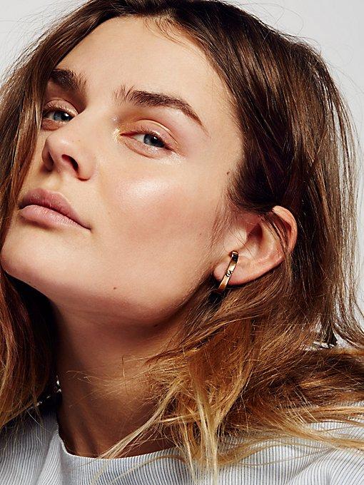 Product Image: 棒形钩穿耳式耳钉