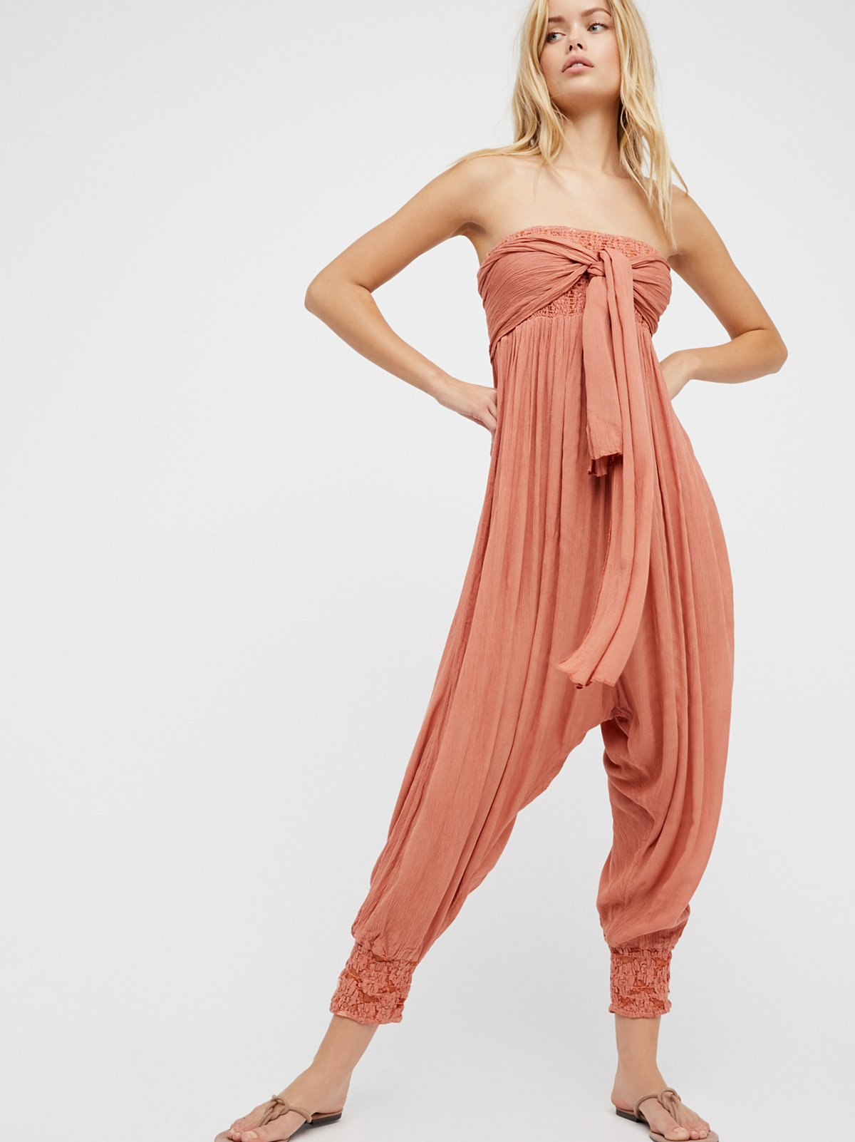 Just Like This Convertible Jumpsuit