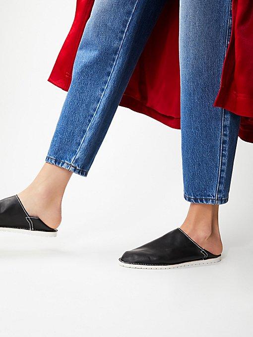 Product Image: Weekdays Leather Flat