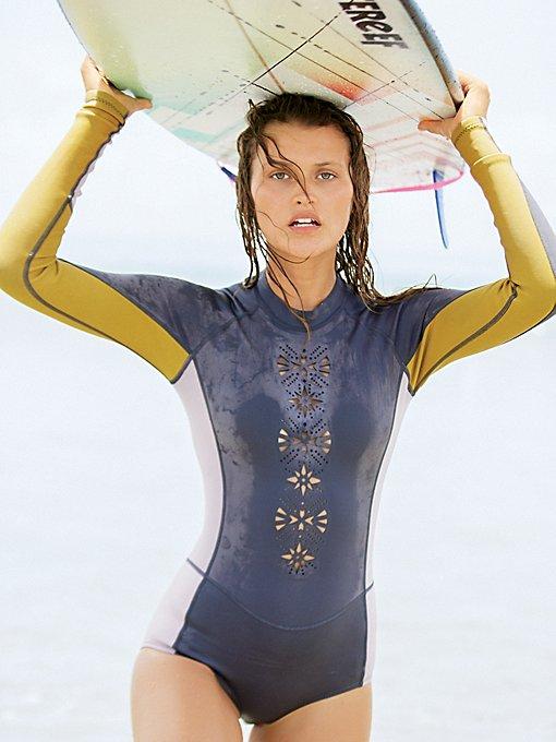 Product Image: Kiliki Cheeky连体泳衣