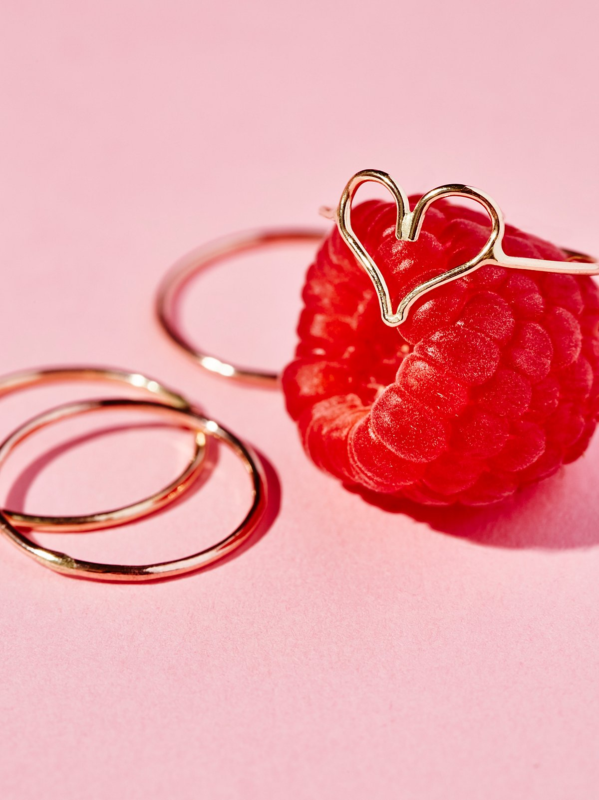 Love Note Ring Set