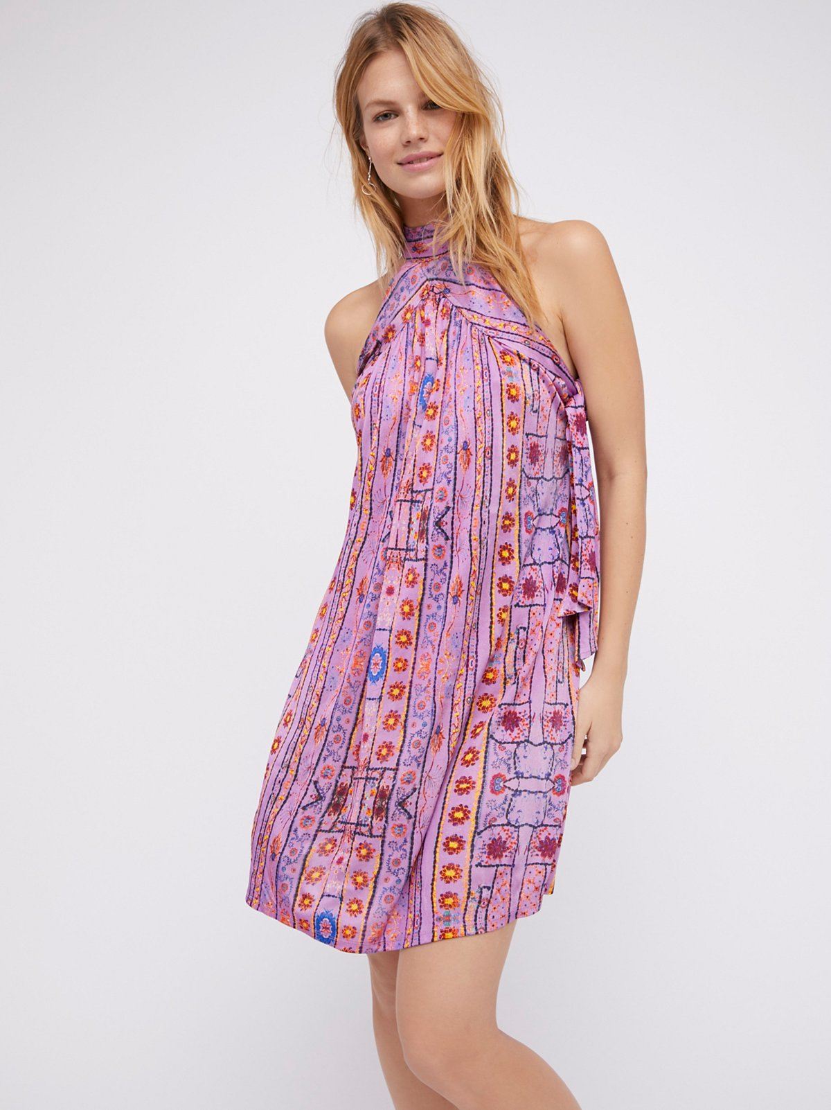 Cheek To Cheek Mini Dress