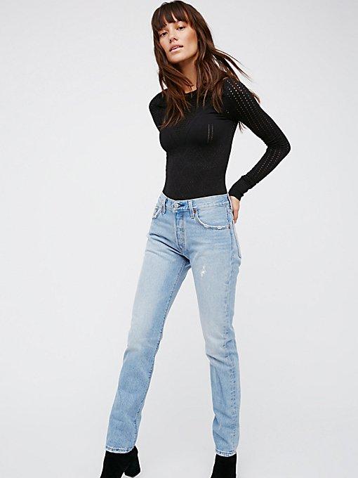 Product Image: Levi's 501 Original牛仔裤