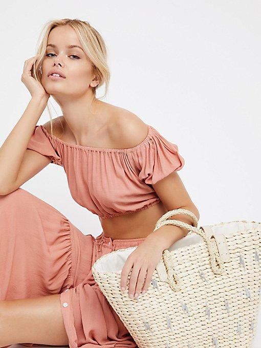 Product Image: Sundrenched Basket Bag