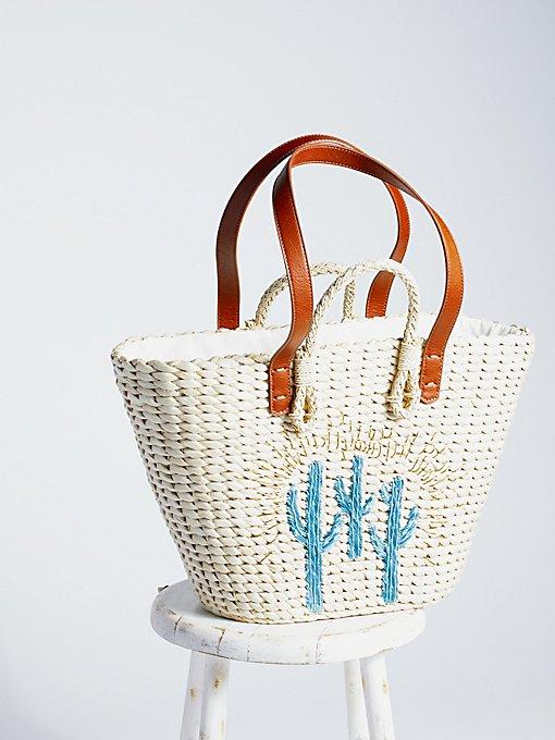 Product Image: Sundrenched草编手袋