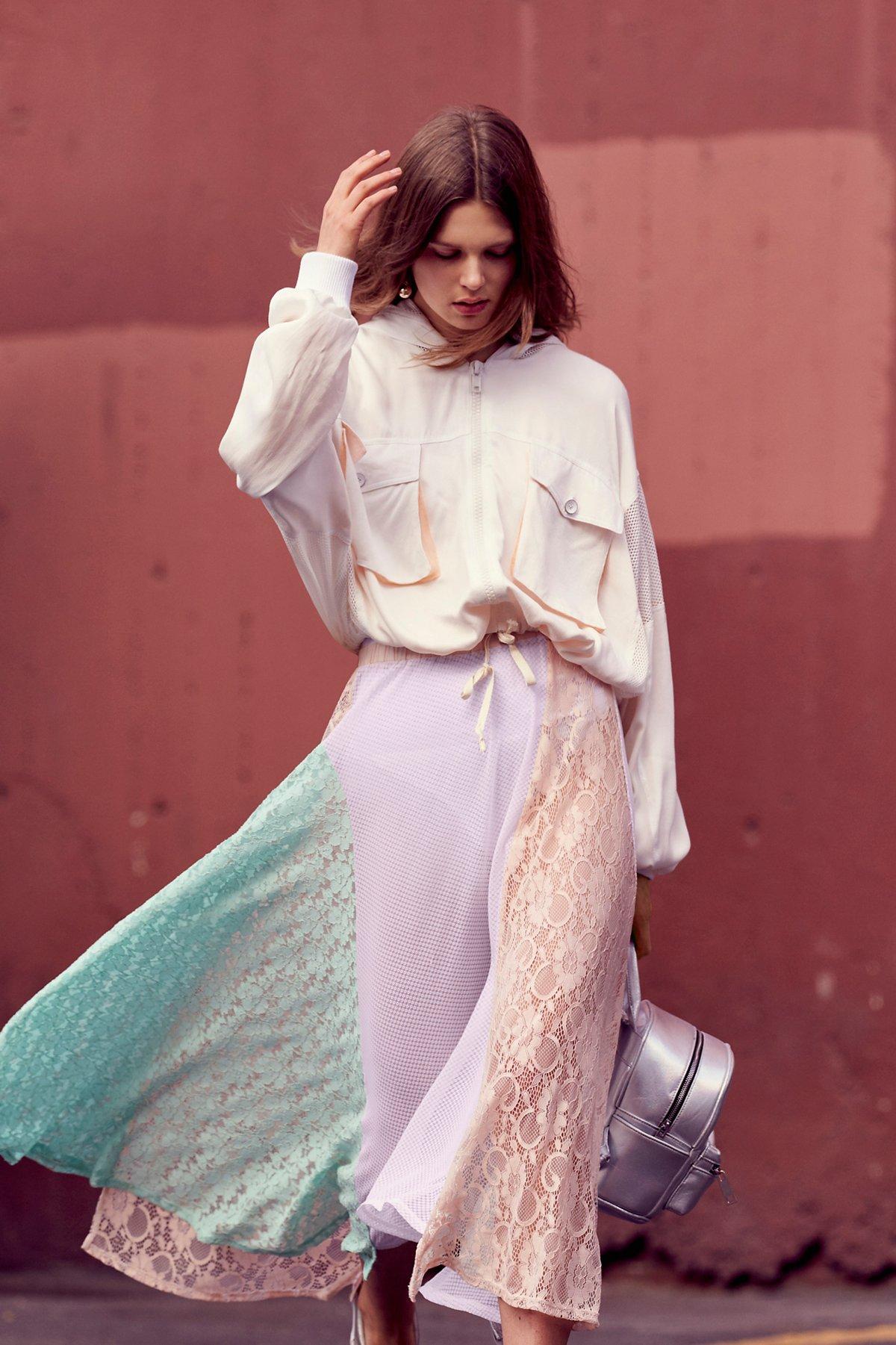 Color Me Maxi Skirt