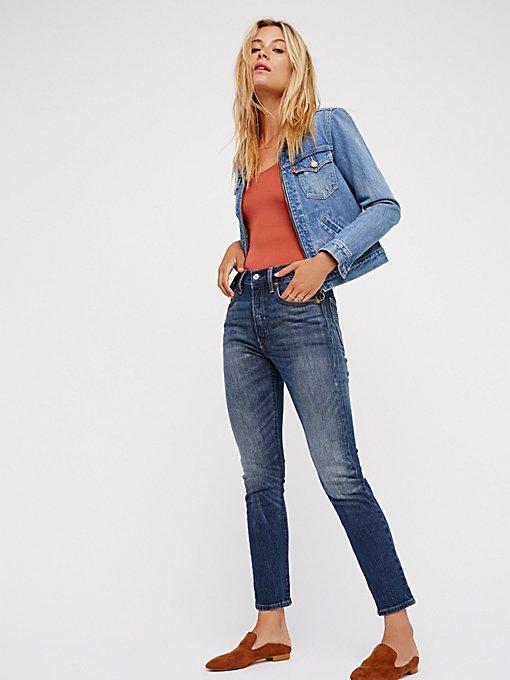Product Image: 501紧身牛仔裤