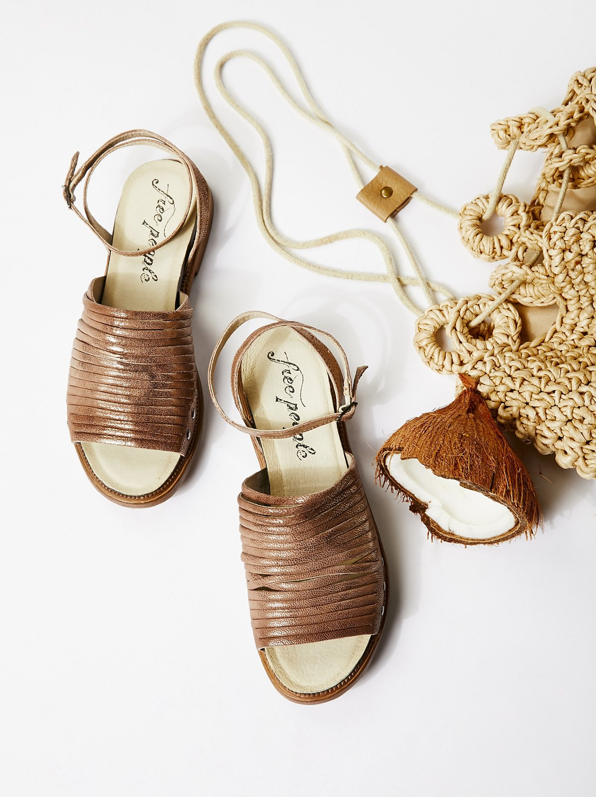 Pacific Coast凉鞋