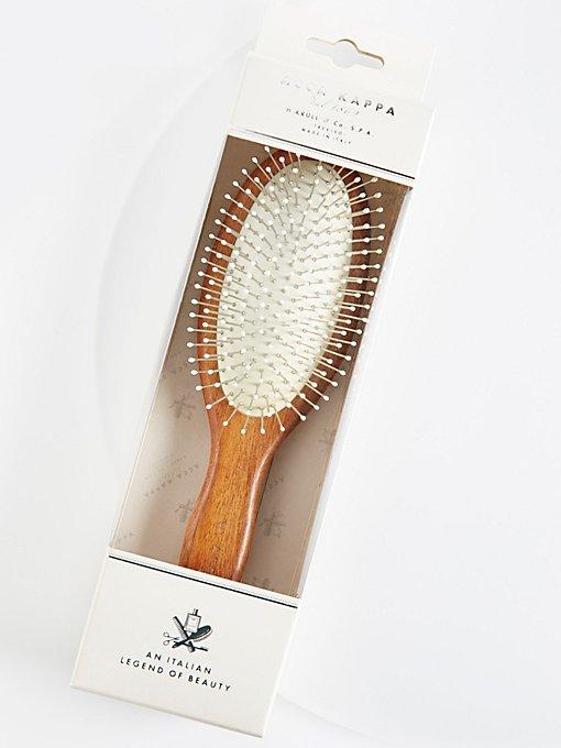 Product Image: Acca Kappa镀铬梳齿气动发梳