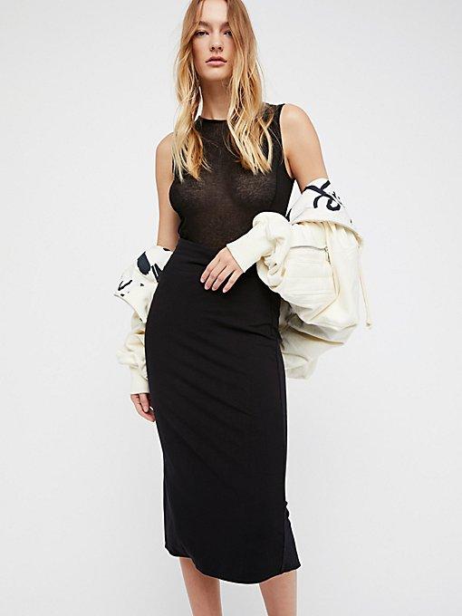 Product Image: Bring It Back Midi Skirt