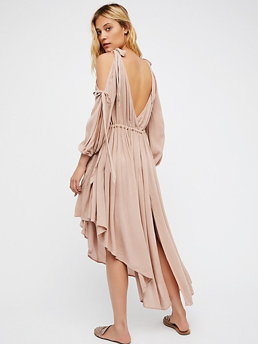 Product Image: Nakita Banana及踝连衣裙