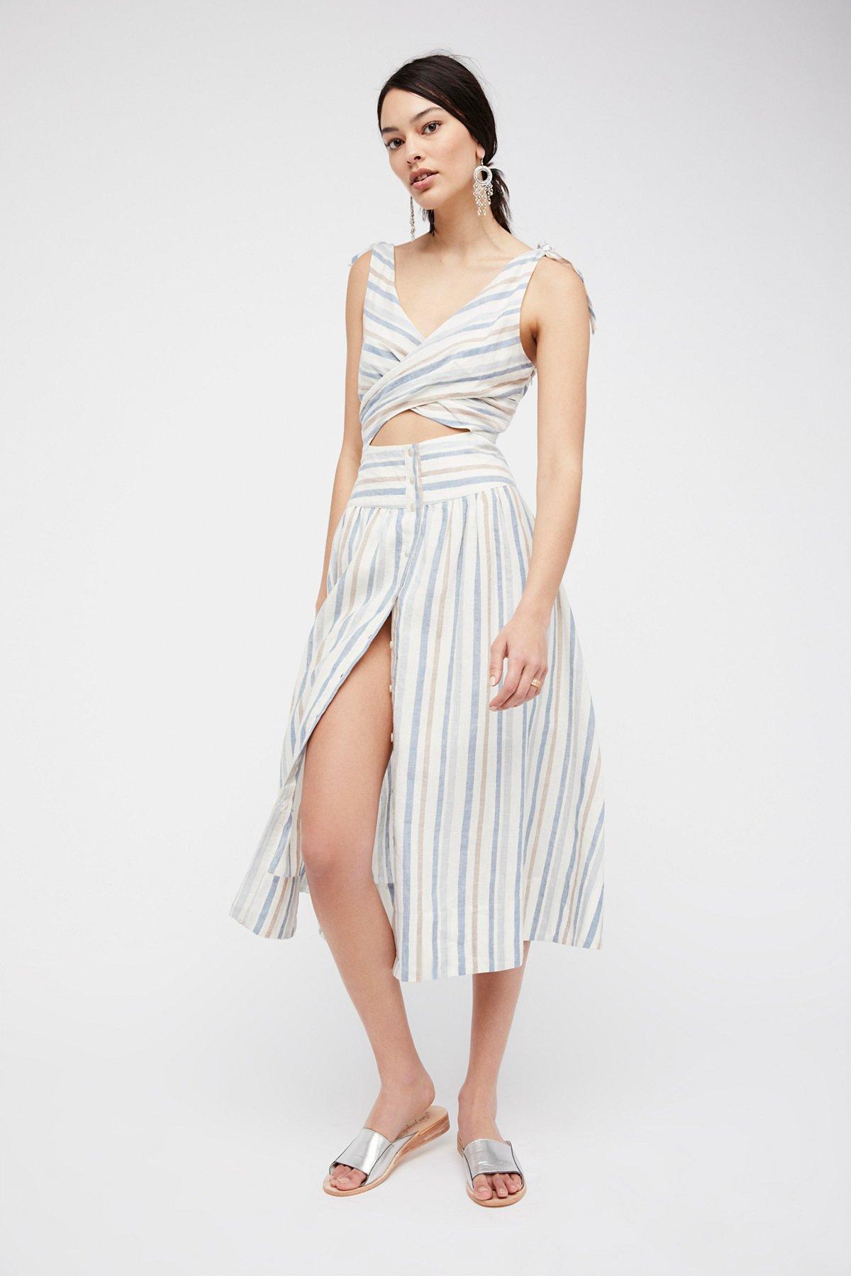Kansas City Girl Midi Dress