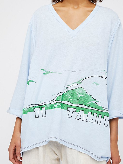 Product Image: We The Free Tahiti Tee