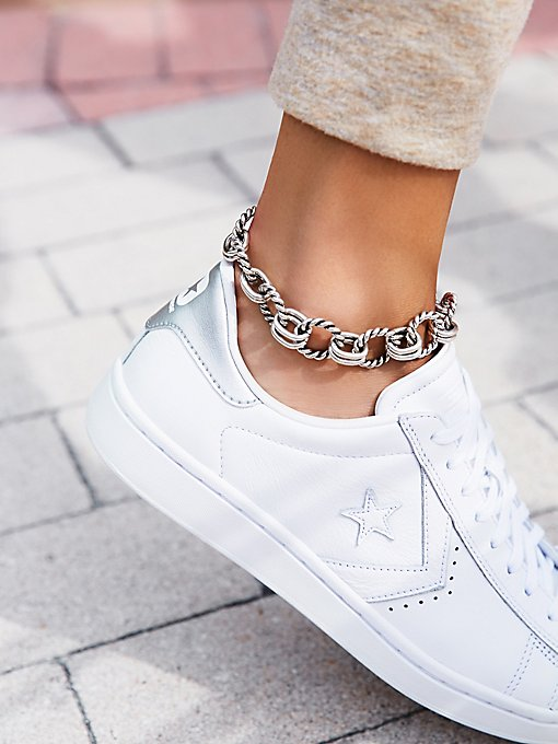 Product Image: Chain Link Metal Anklet