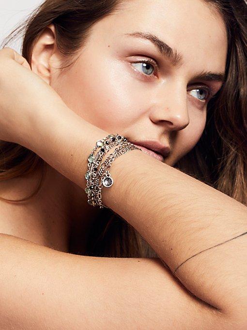 Product Image: Delicate Chain Multi Cuff