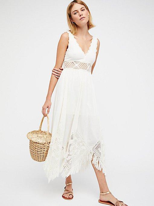 Product Image: White Moon Diamond Maxi Dress