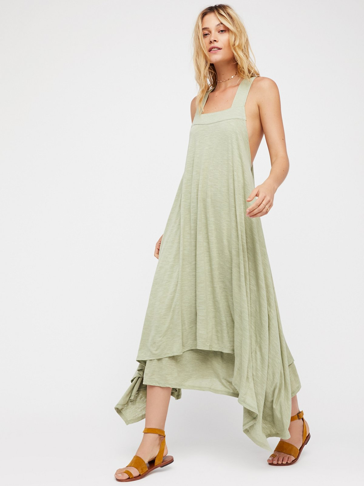 Double Trouble Maxi Dress