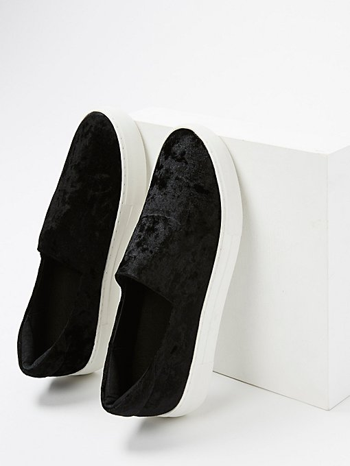 Product Image: Velvet Slip On Sneaker
