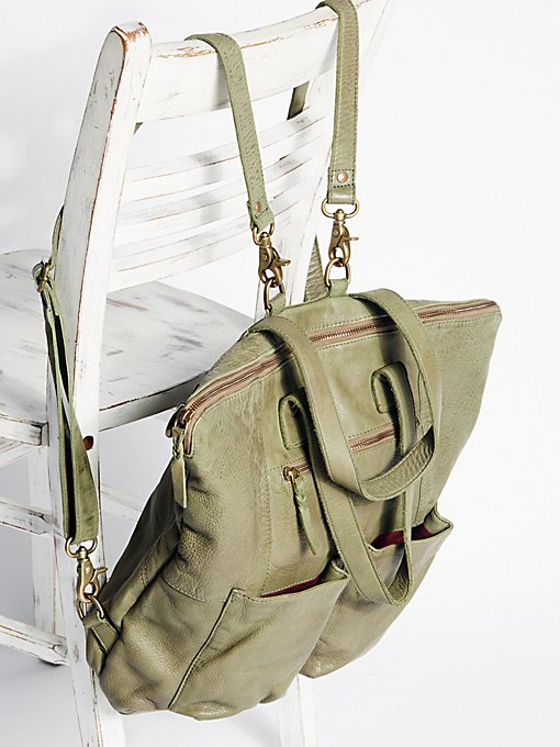 Product Image: Calista Convertible Backpack