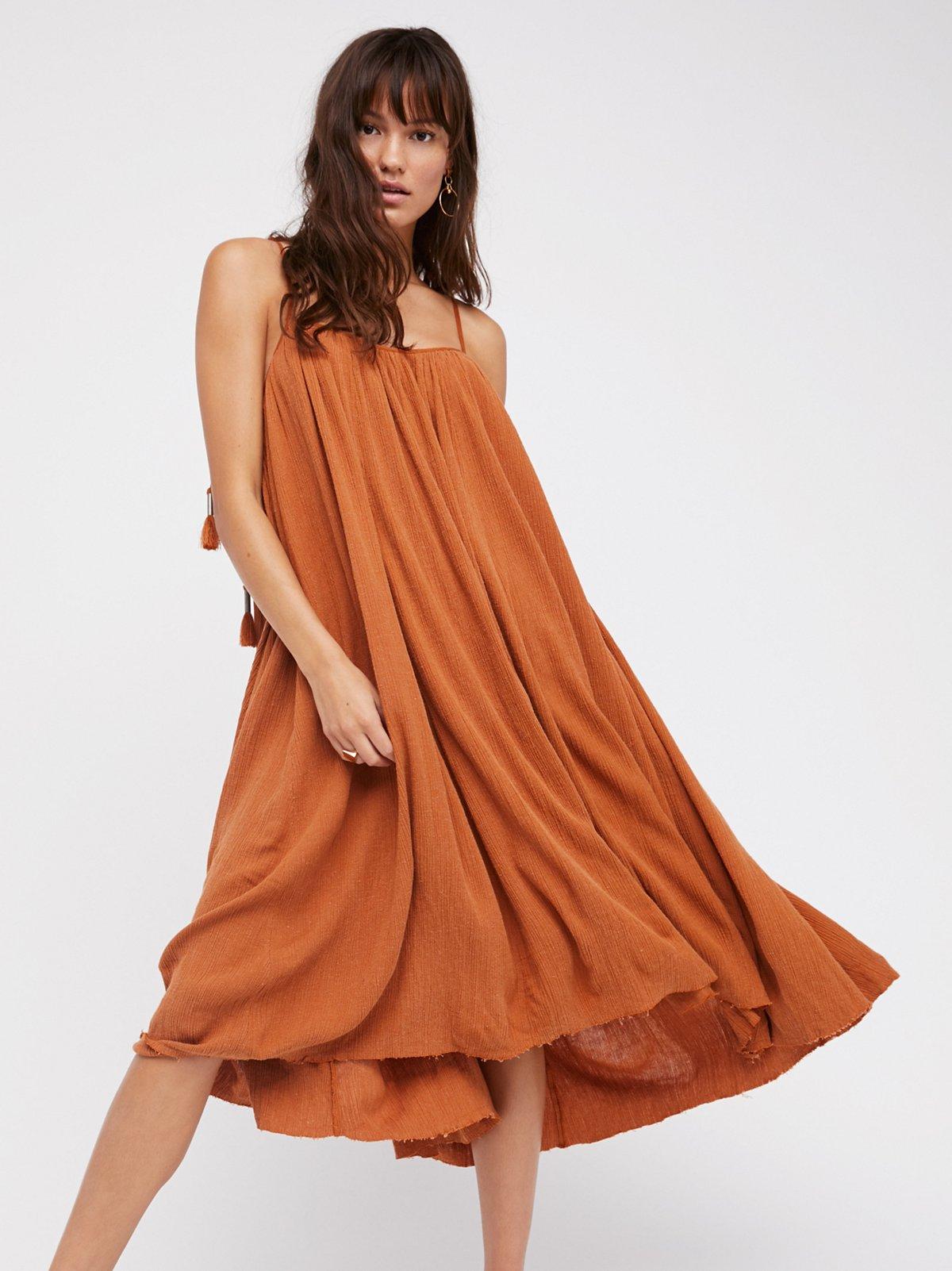 Back To You Midi Dress