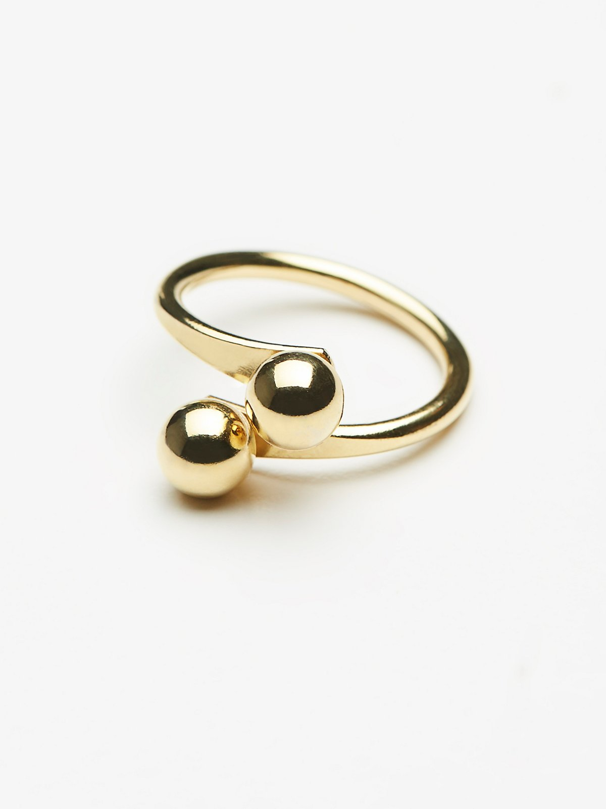 Orbit Metal Ring