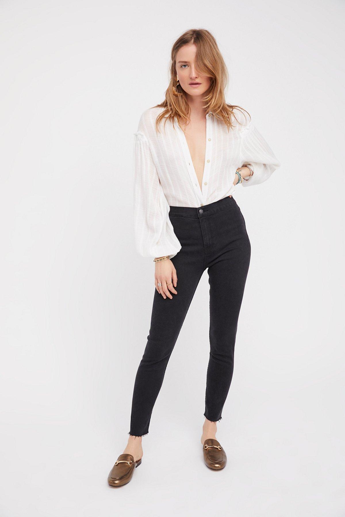 Clean Skinny Jeans