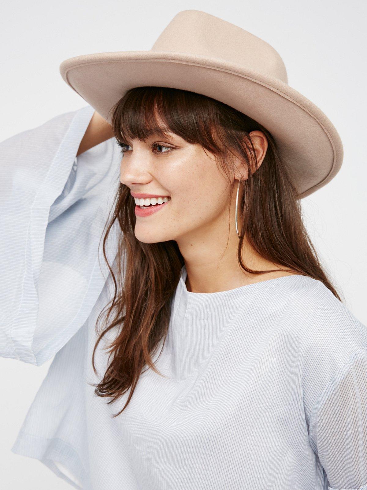 Drifter Felt Hat