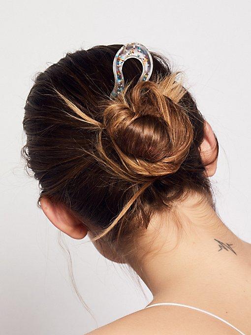 Product Image: 彩屑发夹