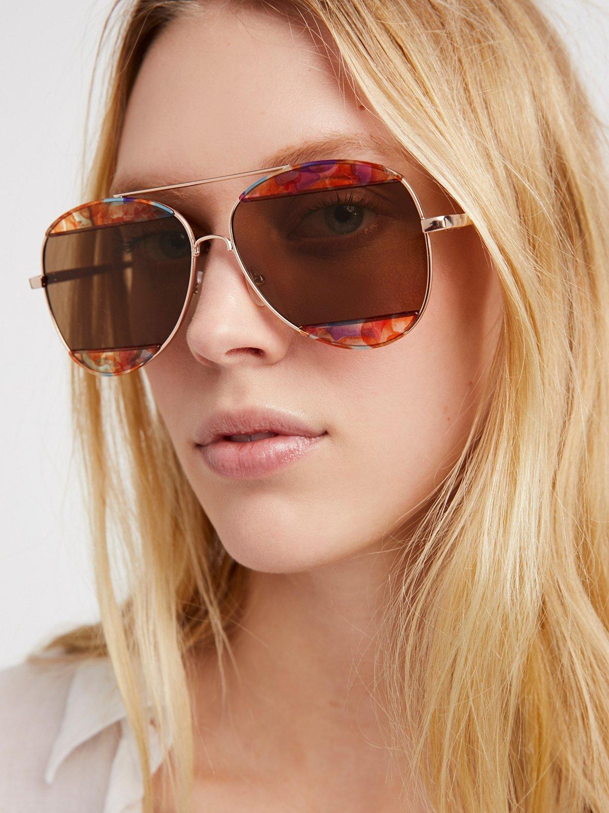 Veneta飞行员太阳眼镜