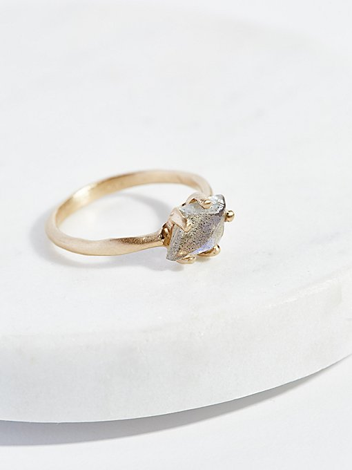 Product Image: 14k Sloan Raw Stone Ring