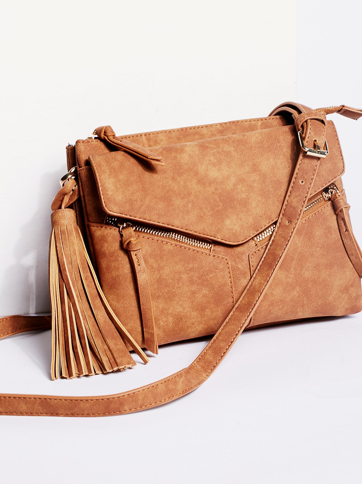 Leanna Vegan Crossbody