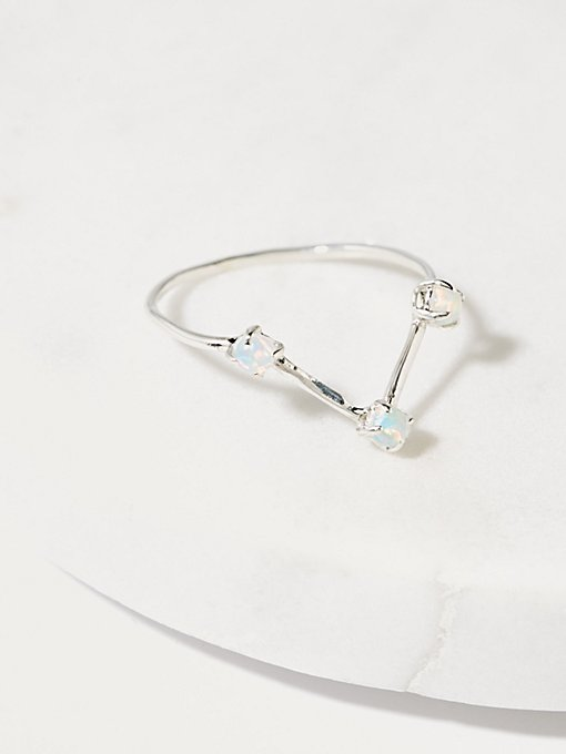 Product Image: Triple Opal Delicate Ring