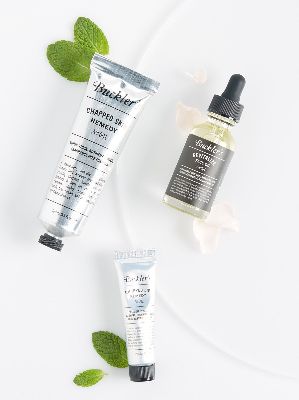 Buckler's Ultimate Skin Hydration Kit
