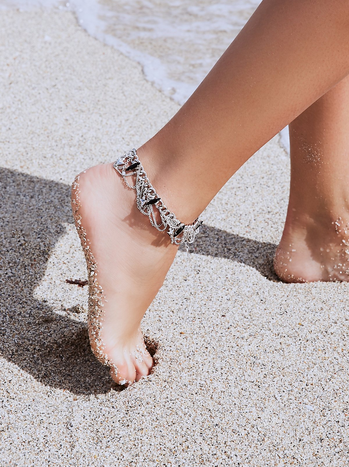 Dakoro Chain Anklet