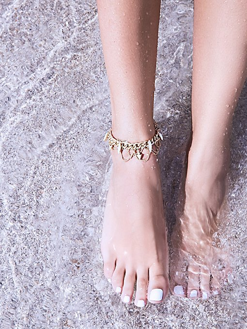 Product Image: Dakoro Chain Anklet