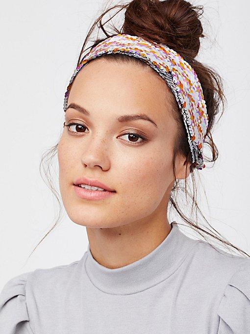 Product Image: Mermaid Sequin Headband