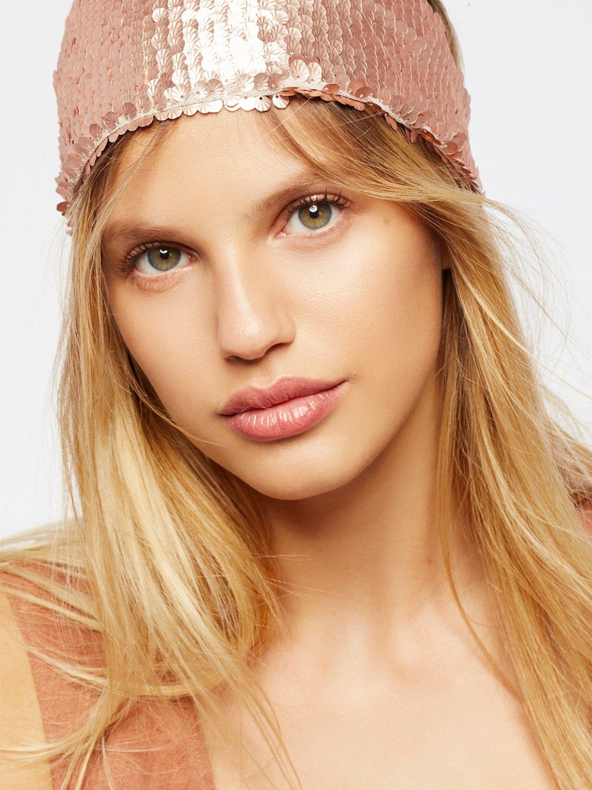 Mermaid Sequin Headband