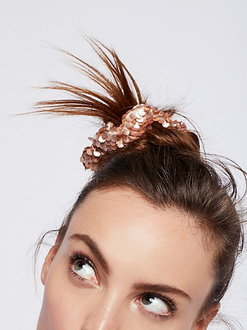 Product Image: Sequin Scrunchie