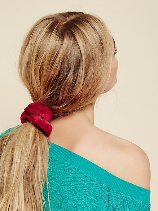 Product Image: So Soft Plush Scrunchie
