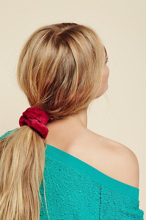 Product Image: So Soft Plush Scrunchie