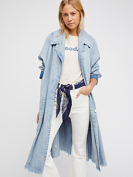 Product Image: Farewell Denim Duster