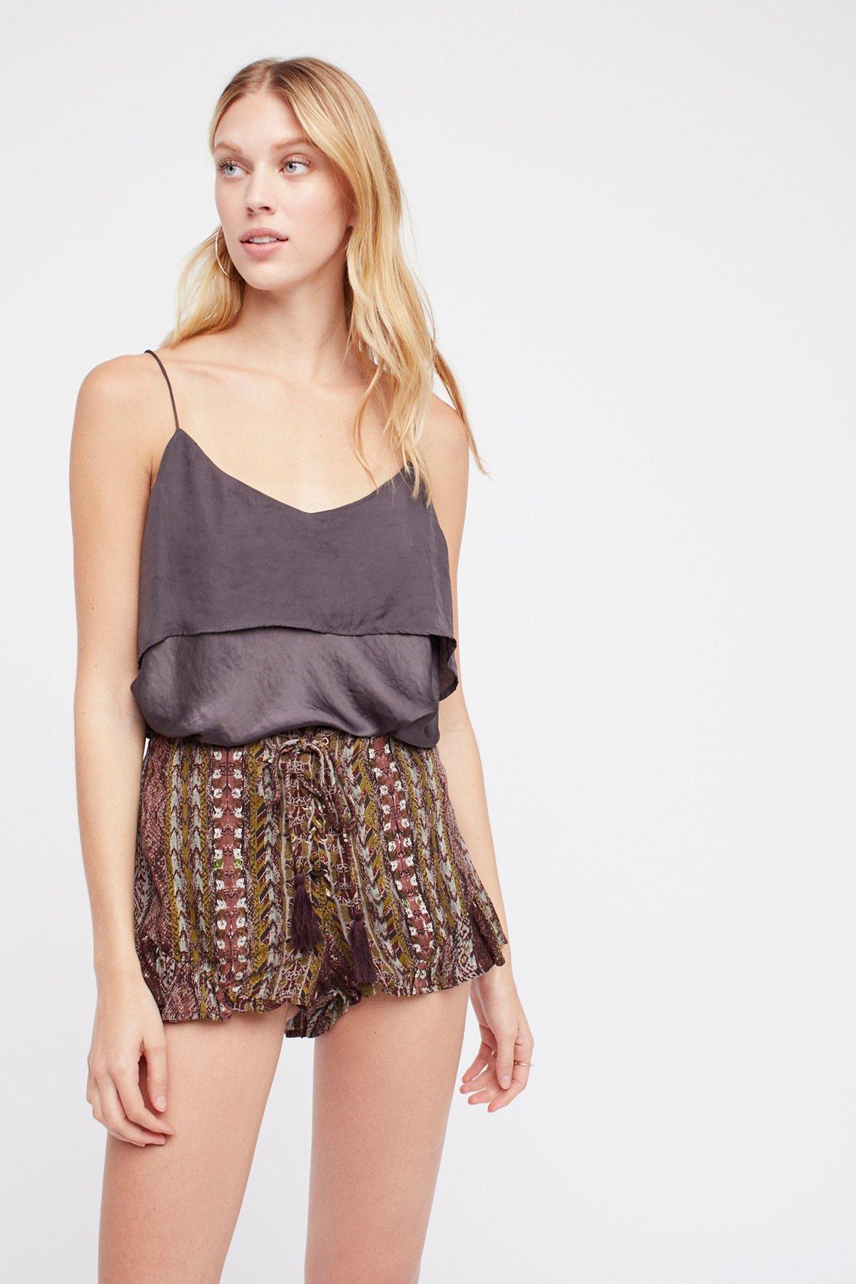 New Bohemian Short