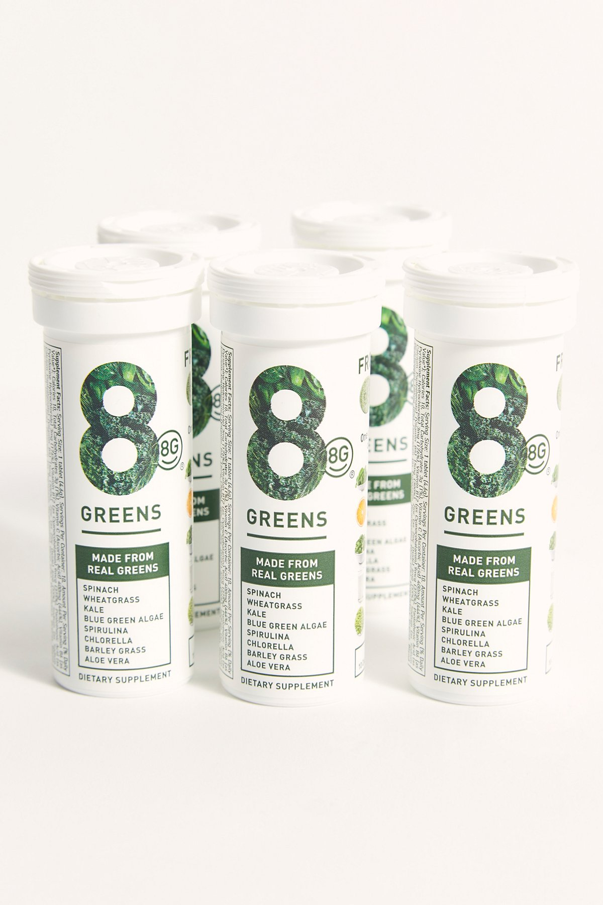 8 Greens (6 Pk)