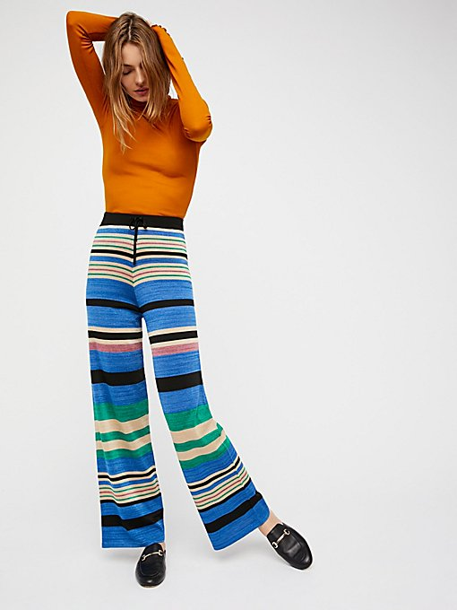 Product Image: Striped Knit Flare