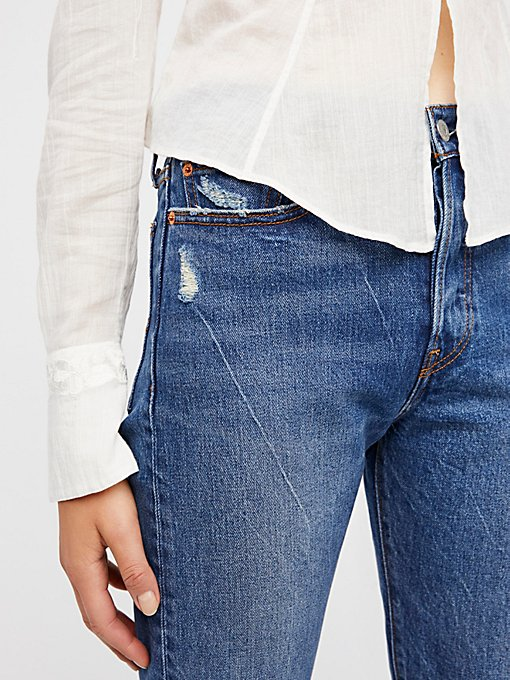 Product Image: Levi's Wedgie Straight Jean