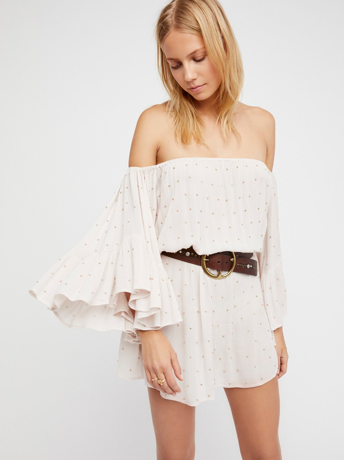 Hold On Tight Embellished Top