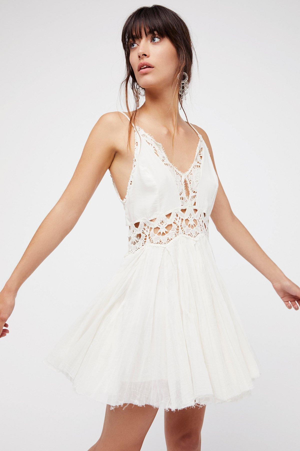 FP One Coast to Cove Mini Dress