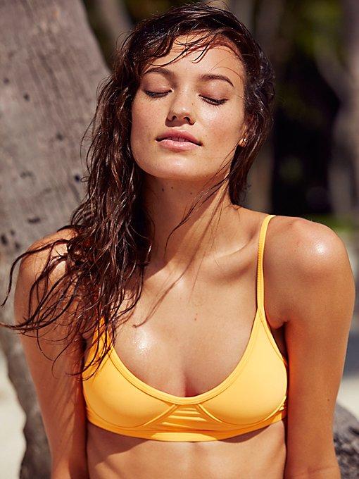 Product Image: Teardrop Crop Bikini Top